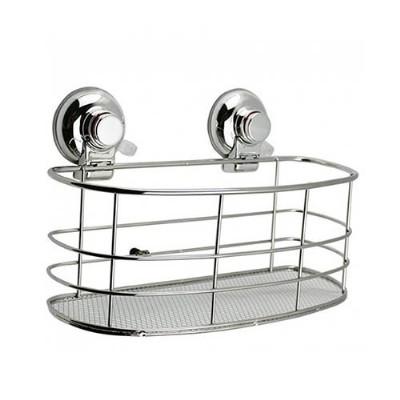 מפואר עיצוב הבית | מתלה ואקום סל קטן מסדרת Push and Lock | חדר האמבטיה RS-92